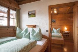 Ländliche Romantik: Unser Holzhaus